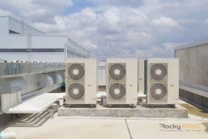 commercial rooftop hvac unit