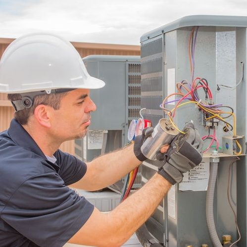 HVAC systems come in a variety of sizes for various needs.
