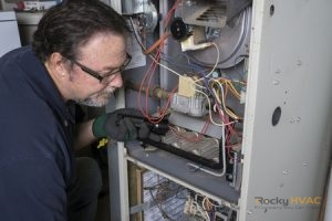 Electric Furnace Repair